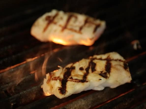 Properly Grill Frozen Fish