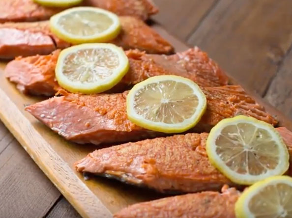 How to Grill Signature™ Wild-Caught Alaskan Sockeye Salmon