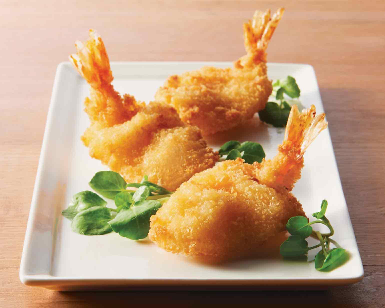 How long do i cook frozen breaded shrimp
