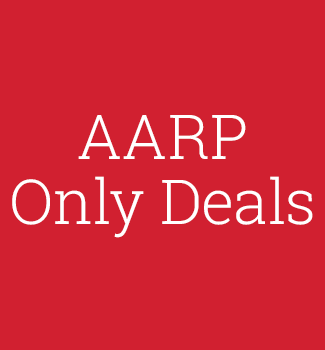 Shop AARP Only Deals
